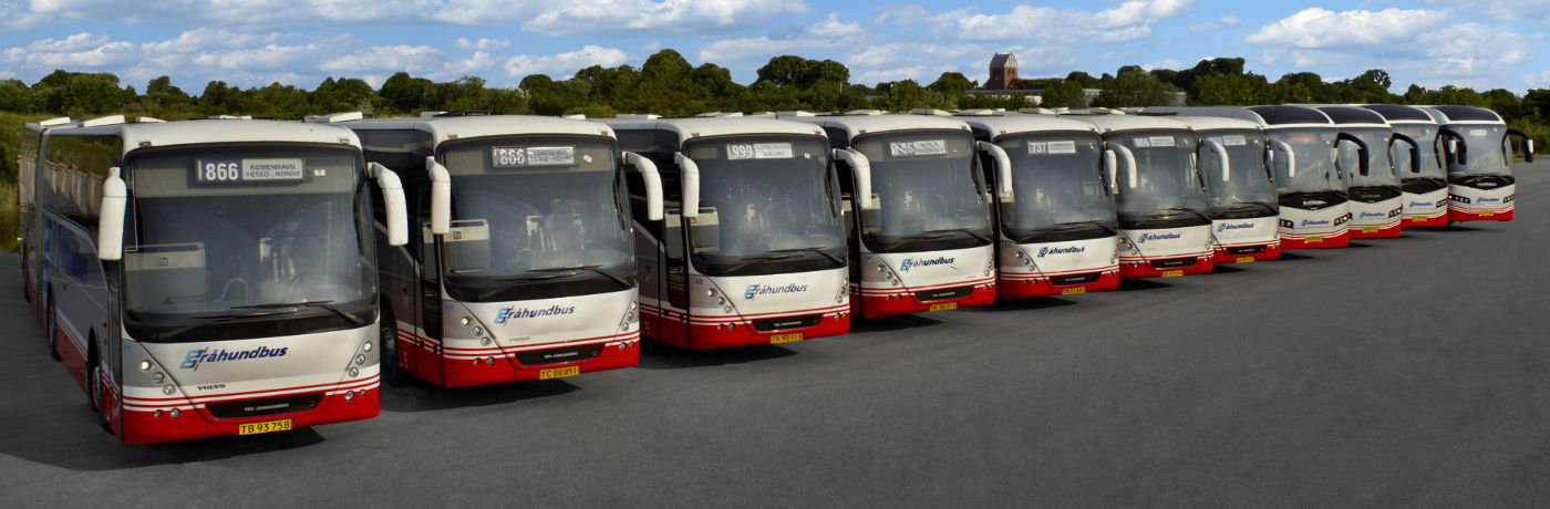 bus fra københavn til odense